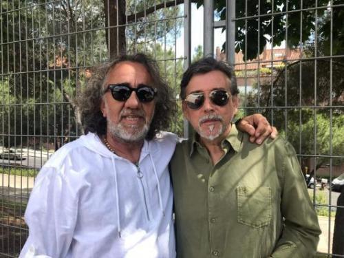 con TEO CARDALDA (COMPLICES) – 2019