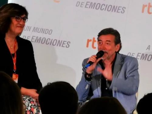 participante en la CONVENCION TVE – 2019