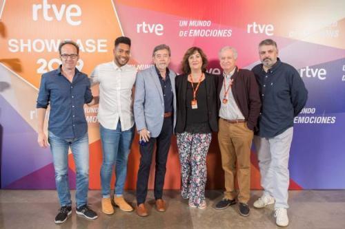 ponentes de la CONVENCION TVE – 2019